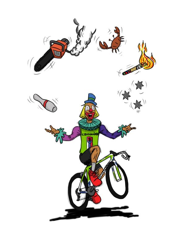 sagan juggler