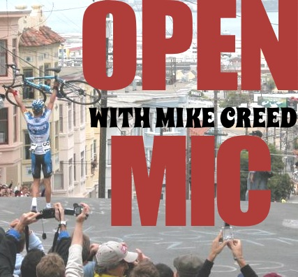 open mic Fillmore image