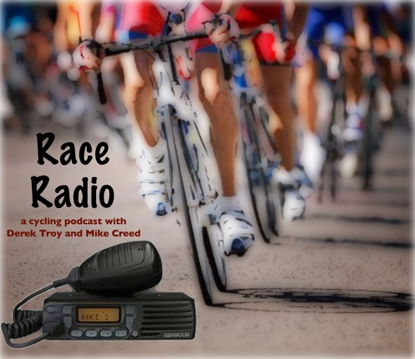 Race Radio podcast  image