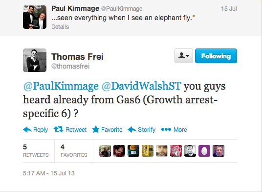 Thomas Frei tweet