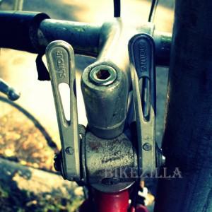 Bikezilla Suntour shifters