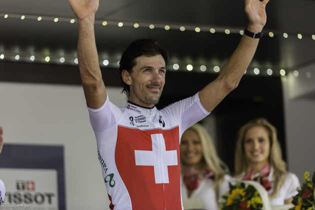 Fabs podium smile