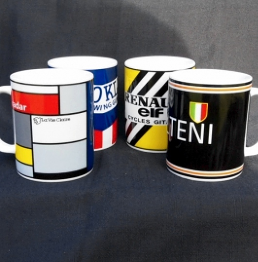 cycling souvenirs mugs