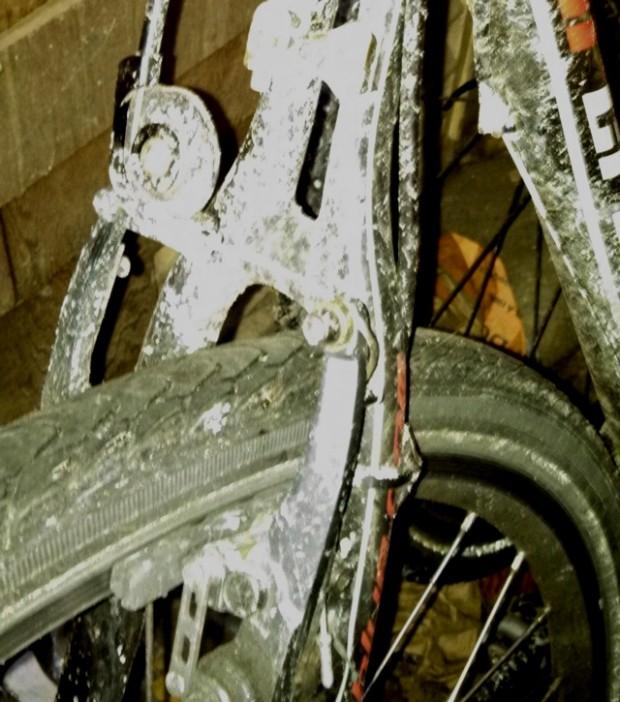 GeWilli's salty bike