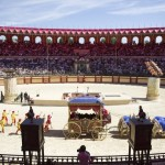 coliseum Tour parade