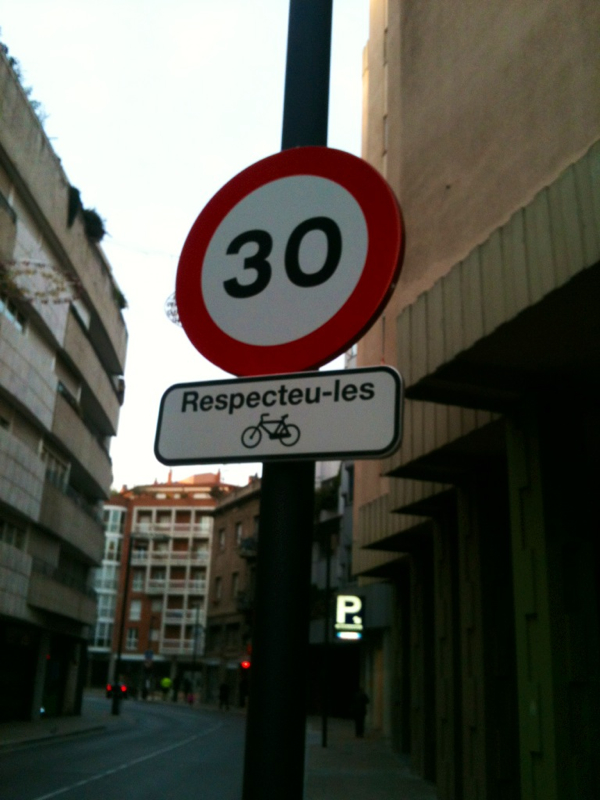 respect the bikes