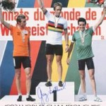 A Gitane advertisement featuring the newly-crowned World Champ