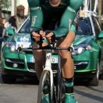 Paris - Nice 2013_ Damien Gaudin (Europcar) Speeds Through The Prologue, Photos | Cyclingnews.com