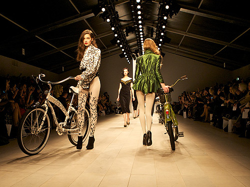 French Models are upset by excessively thin cyclists ruining their reputation (photo courtesy cosmopolitan.co.uk)