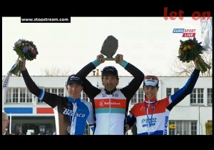 Fabs Roubaix podium